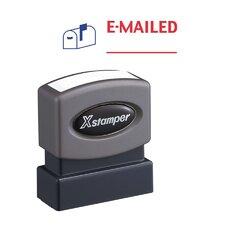 E-Mailed Impression Stamp