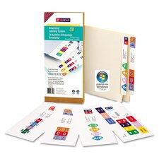 Smartstrip Labeling System Starter Kit W/Cd Software and 50 Label Forms, Inkjet