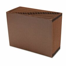 A-Z Open Accordion Expanding File, 21 Pockets, Letter