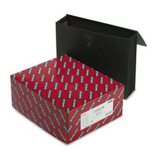 Extra-Wide Five Inch Accordion Expansion Wallets, 10/Box
