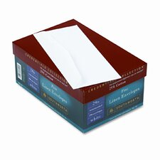 25% Cotton #10 Envelope, 24 Lbs., 250/Box, Fsc