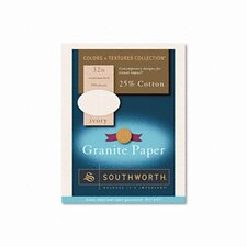 Granite Specialty Paper, 250/Box