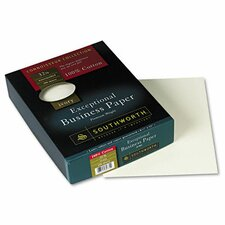 100% Cotton Business Paper, 250/Box