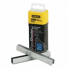 Sharpshooter Staples, 1,000/Box (Set of 3)