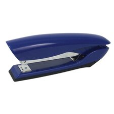Stapler, Anti-Microbial, Staples 20 Sheets, Top Load, Blue