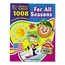 Book for All Seasons Sticker
