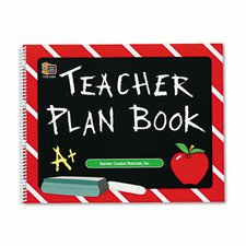 Plan Book Spiral-Bound Lesson Planner