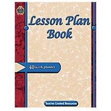 Book Lesson Planner
