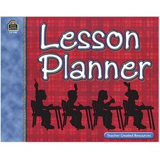 Lesson Planner Book