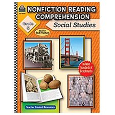 Nonfiction Reading Comprehension Book