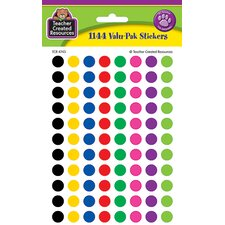 Circles Mini Sticker (Set of 3)