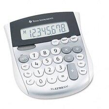TI-1795SV Minidesk Calculator 8-Digit LCD