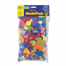Wonderfoam Shapes, 720/Pack (Set of 2)