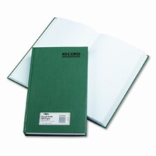 Boorum and Pease Record/Account Book, Record Rule, 500 Pages, 12 1/2 X 7 5/8