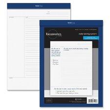FocusNotes Perforated Legal Pad