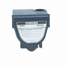 T2460 OEM Toner Cartridge, 10000 Page Yield, Black