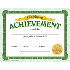 Achievement Classic Certificate (Set of 2)