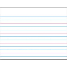 Wipe-off Handwriting Paper Chart (Set of 2)
