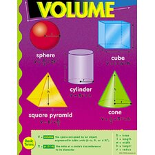 Volume Grade 3 - 6 Chart (Set of 3)