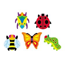 Supershapes Totally Buggy Sticker (Set of 3)