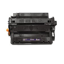 281601500 Compatible MICR High-Yield Toner, 12,500 Page-Yield, Black