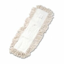 Industrial Dust Mop Head, Hygrade Cotton