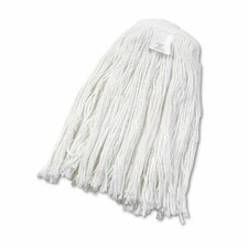 Cut-End Wet Mop Head, Rayon, #24 Size