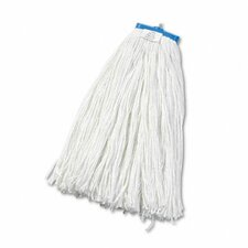 Cut-End Lie-Flat Wet Mop Head