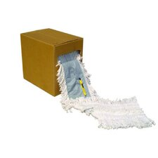 Disposable Mop Roll in White
