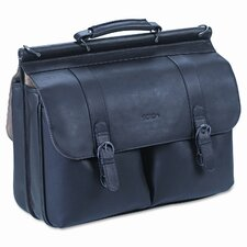 Solo Leather Laptop Case