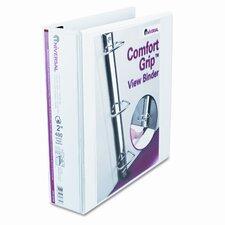 Comfort Grip Deluxe Plus D-Ring View Binder