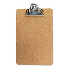 Clipboard with High-Capacity Clip (Set of 5)