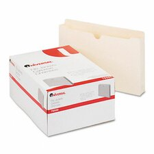 Economical File Jackets with Two Inch Expansion, 50/Box