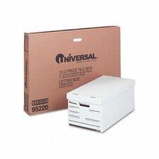 Lift-Off Lid File Storage Box, 12/Carton