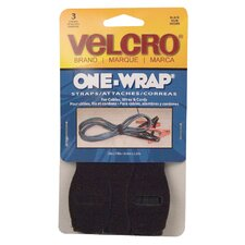 """7/8"""" X 23"""" One Wrap Strap (3 Count)"""