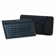 Ultra-Slim Wireless Mobile Keyboard