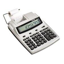 Antimicrobial Printing Calculator, 12-Digit Lcd
