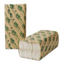C-Fold 1-Ply Paper Towels - 200 Towels per Box / 12 Boxes