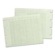 Regular Ledger Sheet