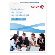 Premium Laser Paper, 97 Brightness, 24Lb, 8-1/2 X 11, 500 Sheets/Ream