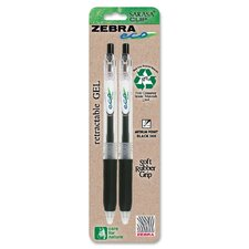 Eco Sarasa Retractable Gel Pens