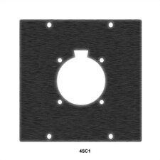 UCP Series Circular Flange 4 Bolt Cable Punchouts