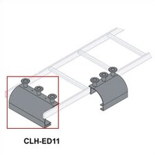 CL Series Cable Ladder End Drop, 3 Spools Included