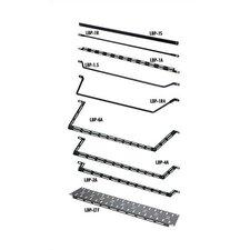 "VMRK-54 Series 19"" W Horizontal Lacer Bars (""L"" Bar)"
