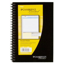 "5"" x 8"" Quicknotes Cambridge Limited Notebook"