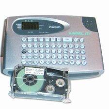 "KL60SR Compact EZ-Label Maker, 1/2"" Labels"