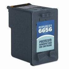 DPC56A (C5656, C6656AN) Remanufactured Inkjet Cartridge, Black
