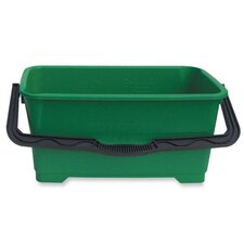 """Probucket, X-Large, Fits 18"""" W Washer, 6 Gallon, Green"""