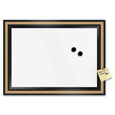 "Wall Mounted Magnetic Whiteboard, 18""x 22"""