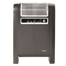 Ceramic 1,500 Watt Portable Electric Radiator Heater with Remote Control